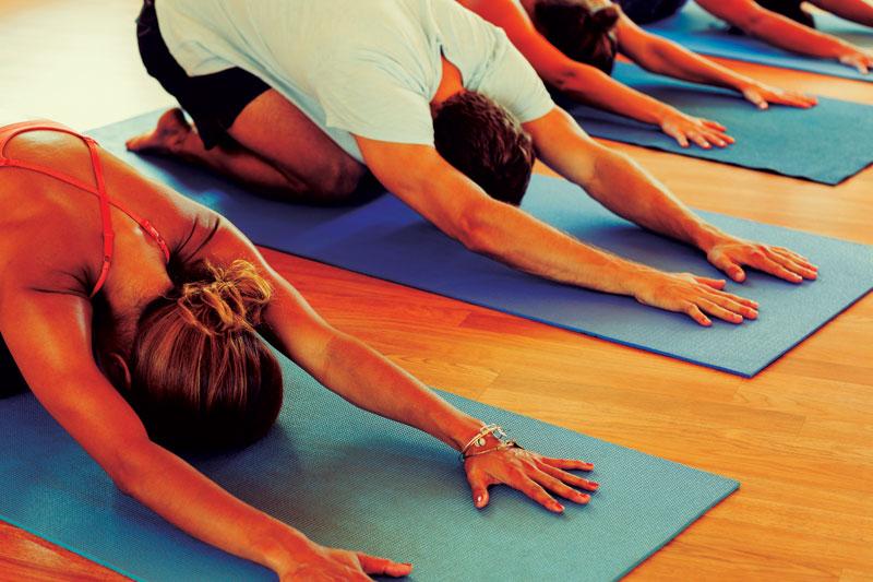 Gentle Yoga Stretch & Strengthen - Cedar Wellness Studio - Wiarton, ON