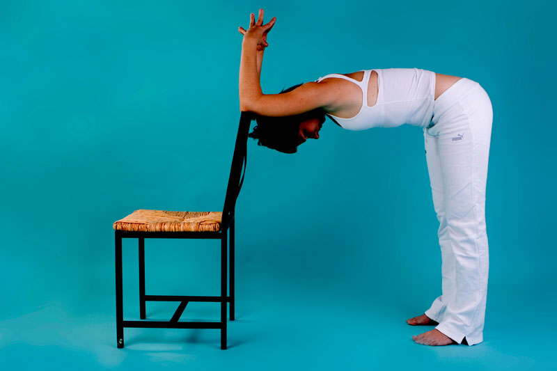 Chair Yoga - Cedar Wellness Studio
