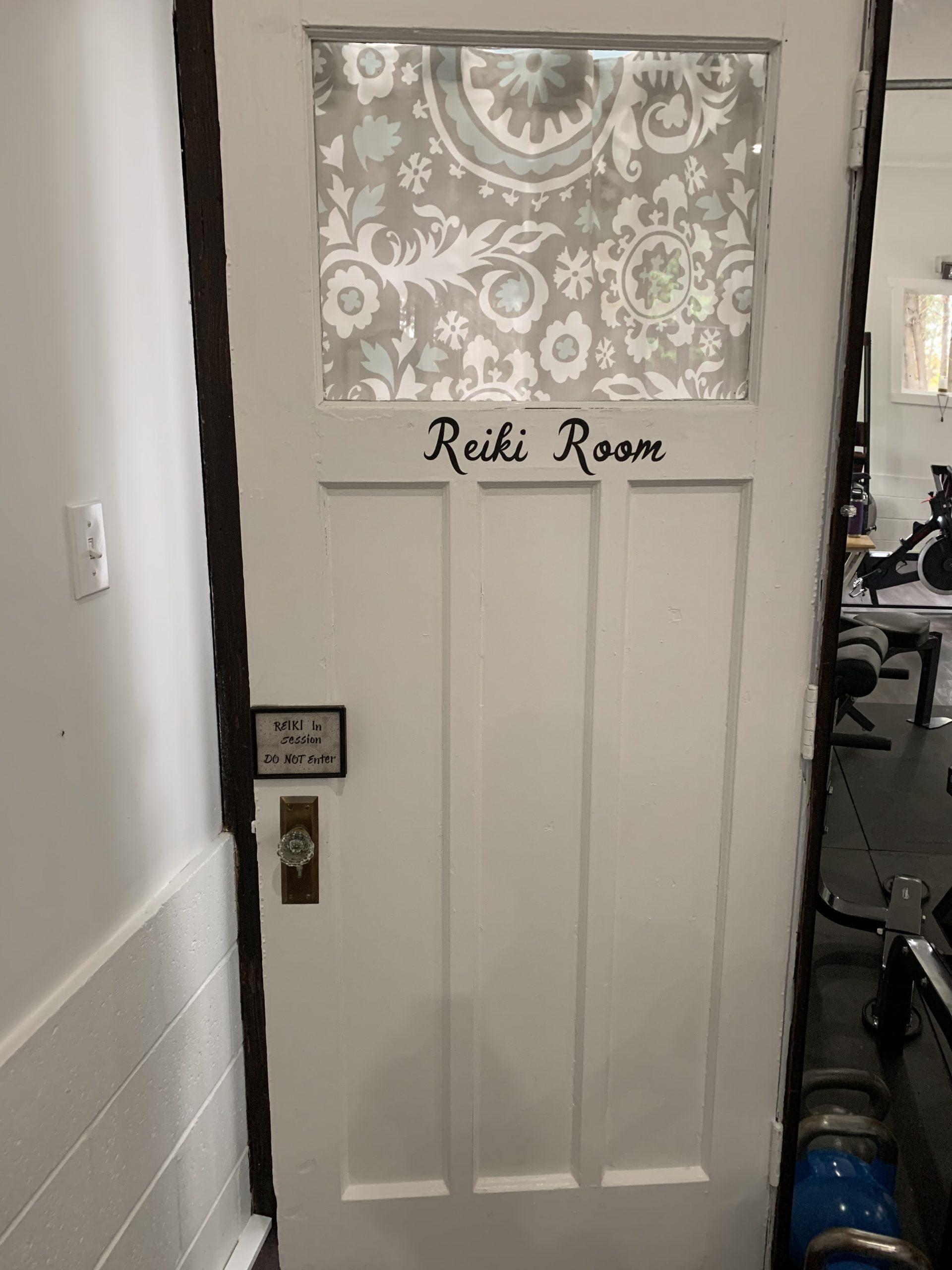 Cedar Wellness Studio Reiki Room