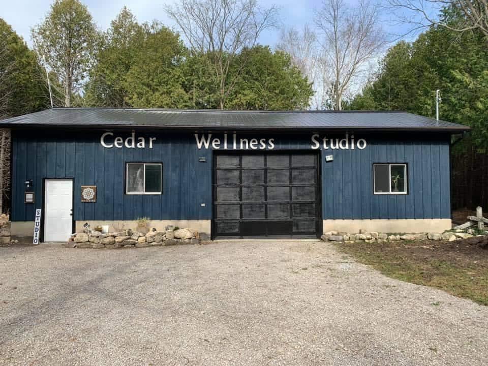 Cedar Wellness Studio - Exterior